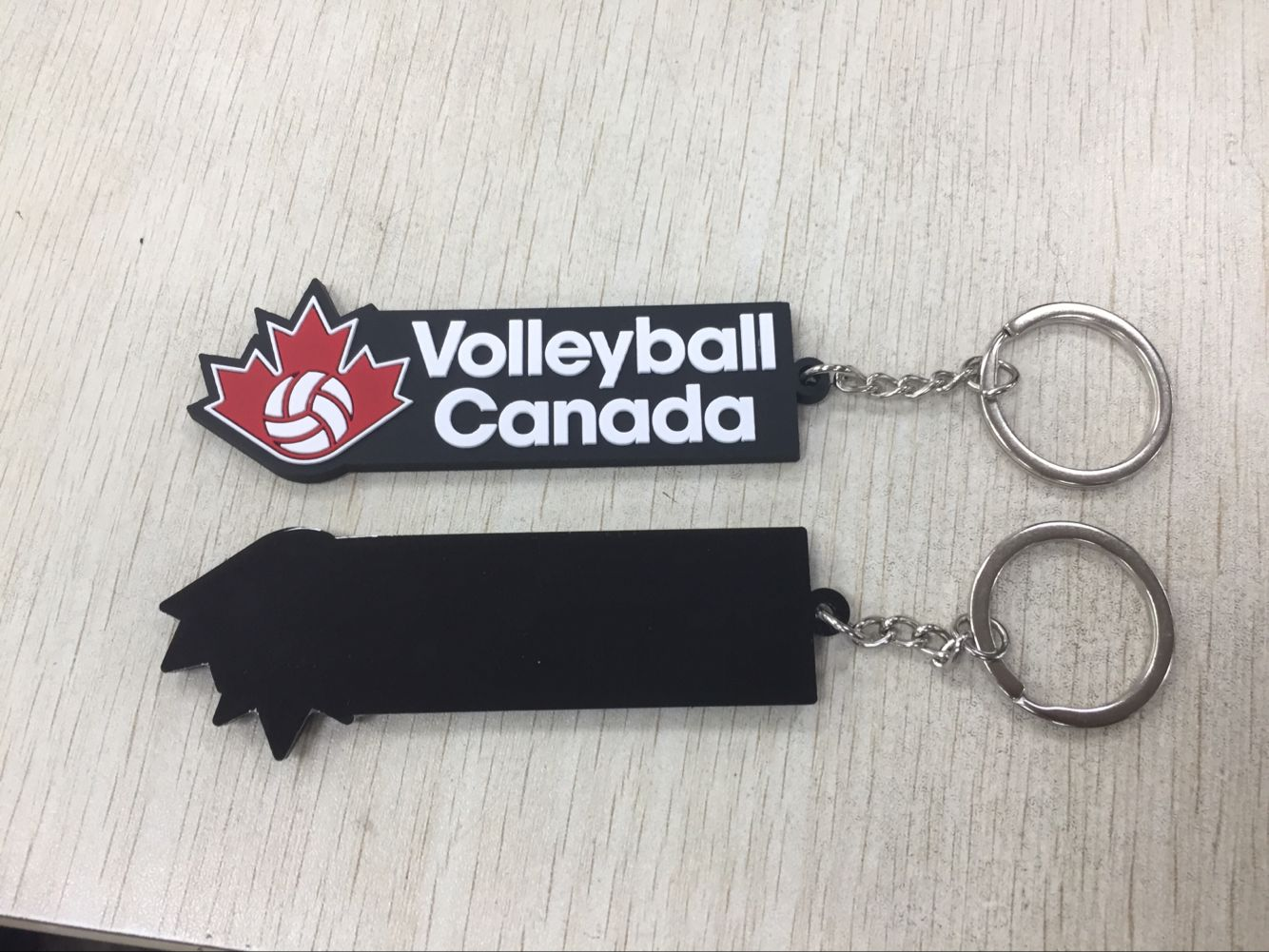 Volleyball Canada Key Chain - VBS - Official Store of ...